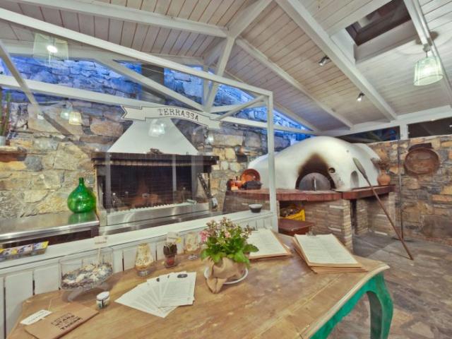 Elounda Restaurant - Terasse Restaurant 02