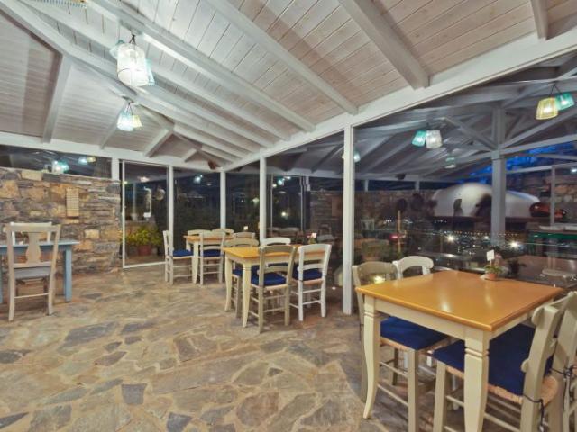 Elounda Restaurant - Terasse Restaurant 03