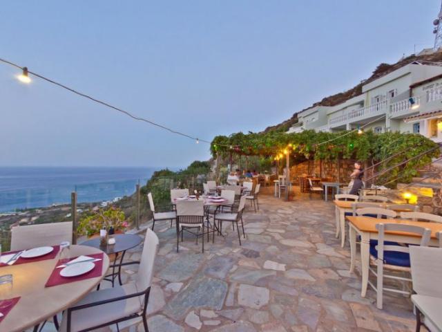 Elounda Restaurant - Terasse Restaurant 05