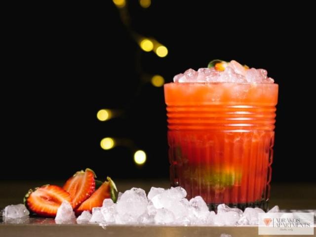 cocktails terrassa restaurant