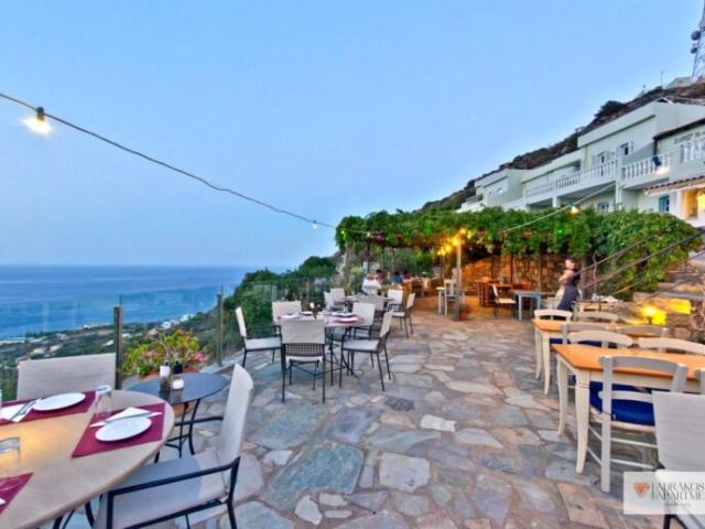 Elounda Terrassa Restaurant exterior